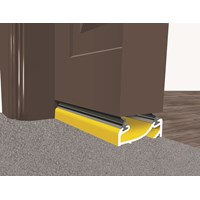 Exitex  Gold Double Sealing Sill Draught Excluder - 91.4cm