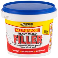 Everbuild  All Purpose Ready Mixed Filler - 600g