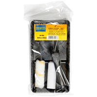 Dosco  Emulsion Set & Glosser Paint Sleeve - 4in