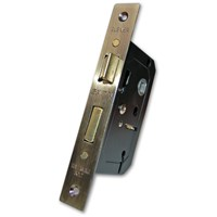 Basta  2 Lever Lock - Antique Bronze