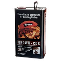 Protim  Brown Wood Preservative - 5 Litre