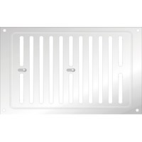 Airstream  Adjustable Aluminium Air Vent - 9 x 6in