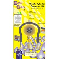 Easi Gas  Single Cylinder Regulator