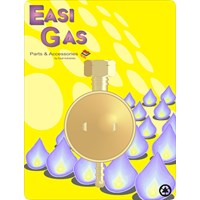 Easi Gas  Basic Butane Regulator - 1kg