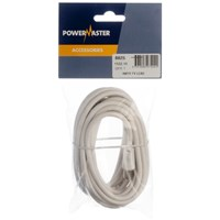 Powermaster  TV Lead - 4m