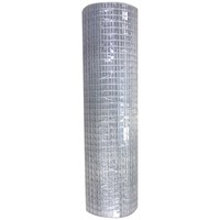 BAT Metalwork  Light Welded Steel Mesh - 6 metre Roll x 1mm