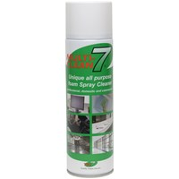 Tec 7  Multi-Clean 7 Multipurpose Foaming Spray Cleaner - 500ml