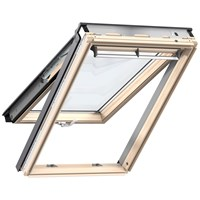 Velux  Double Glazed Top Hung Roof Window Pine - GPL 3070